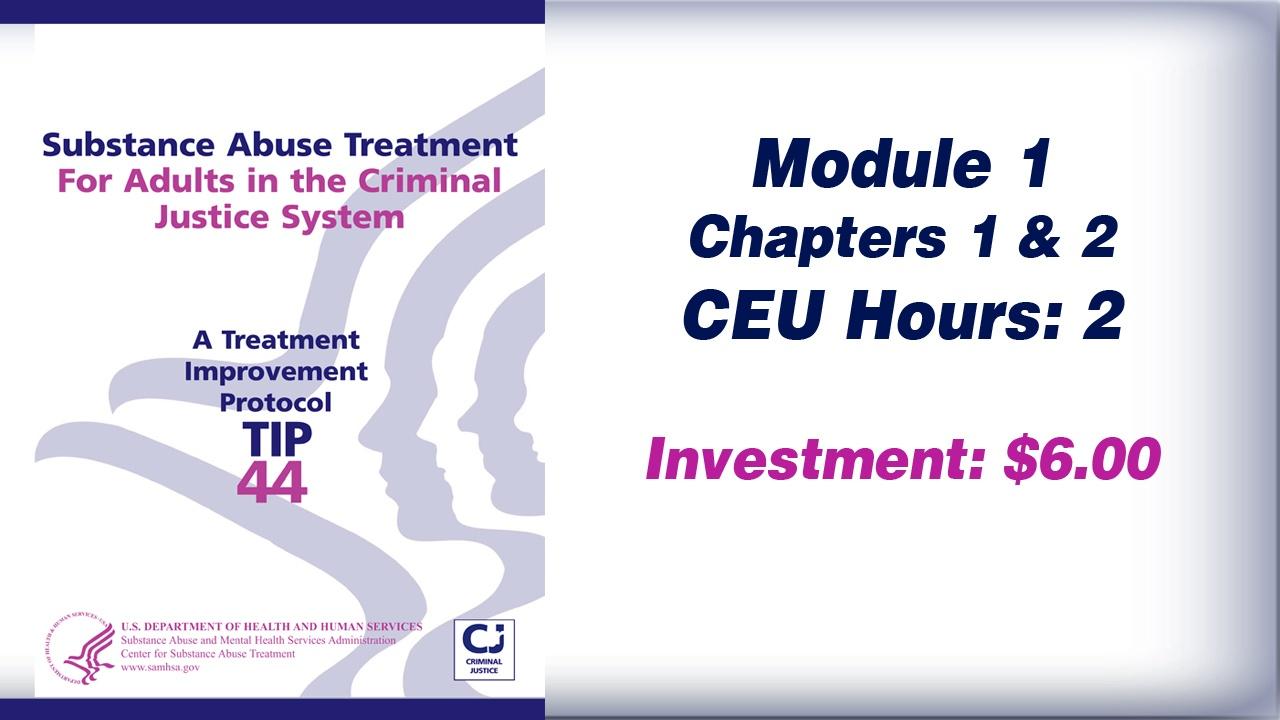 TIP 44 – Module 1