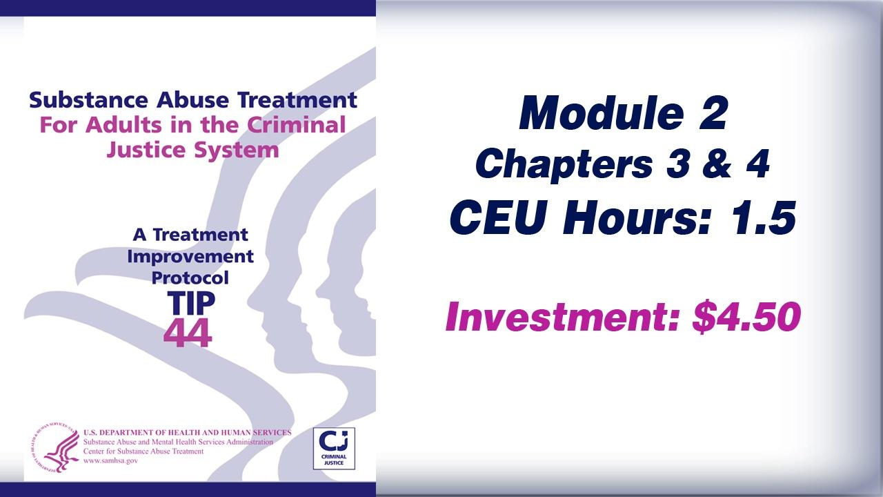 TIP 44 – Module 2