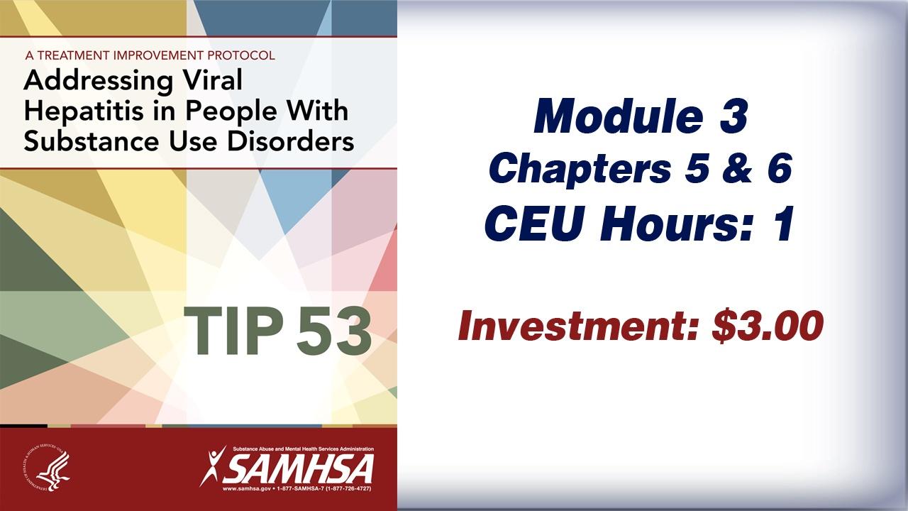 TIP 53 – Module 3